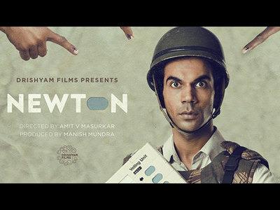 Newton- Rajkumar RAO