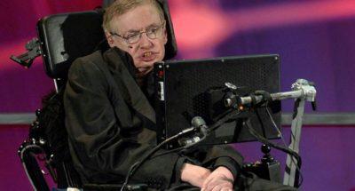 Stephen Hawking passes away