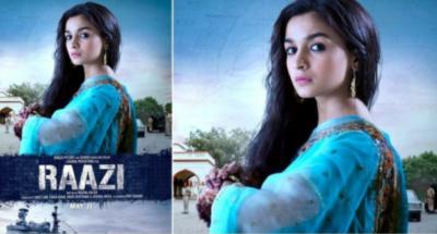 Raazi Movie earning