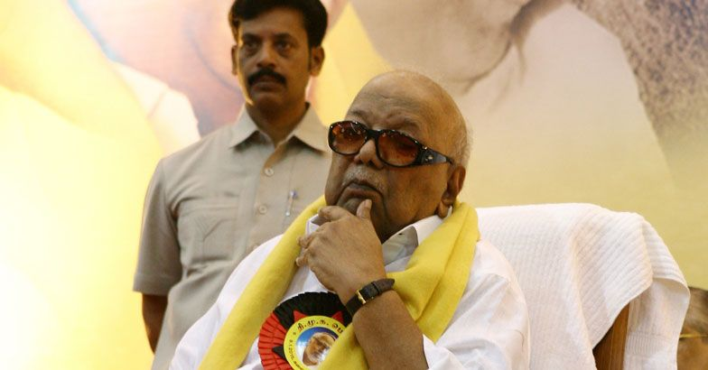 DMK chief M Karunanidhi, ill, hospital, minister