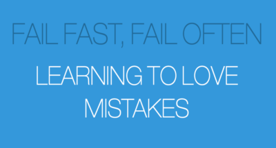 mistakes and learning