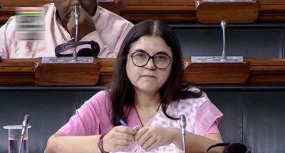 Maneka Gandhi's anti-trafficking Bill, lok sabha, modi