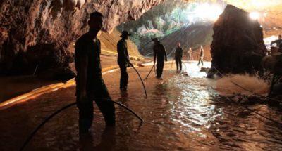 Thailand Cave Tragedy