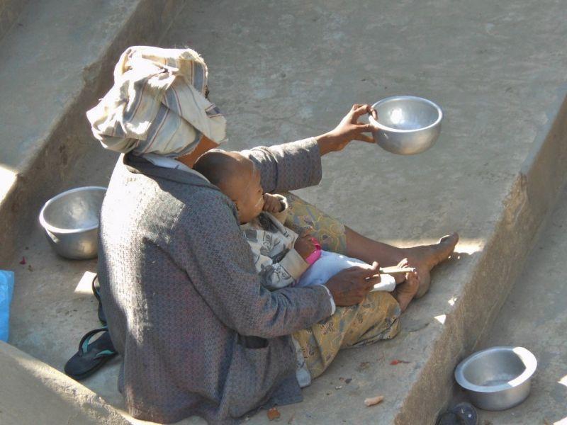 decriminalization of begging