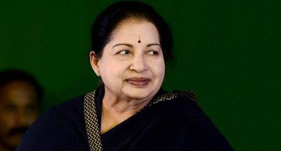 death of beloved former AIADMK chief Jayalalithaa