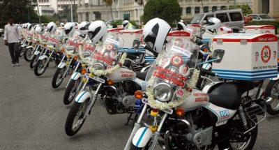 biker-medics of mumbai