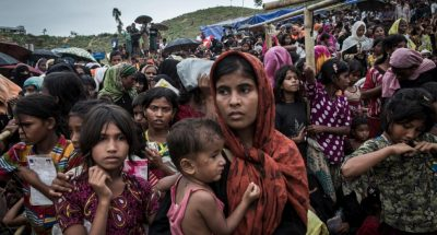 India deports Rohingya Muslims,