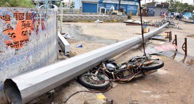 Cyclone Gaja claimed 13 lives