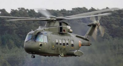 अगस्ता वेस्टलैंड हेलीकॉप्टर सौदे का मामला