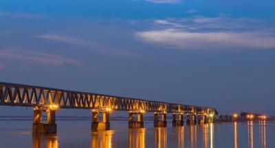 पीएम मोदी ने किया बोगीबिल ब्रिज का उद्घाटन