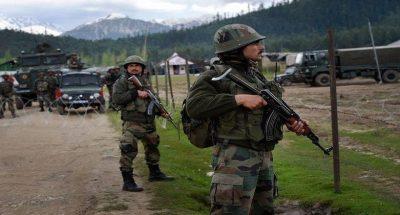 पाकिस्तान ने किया सीज़फायर का उल्लघंन