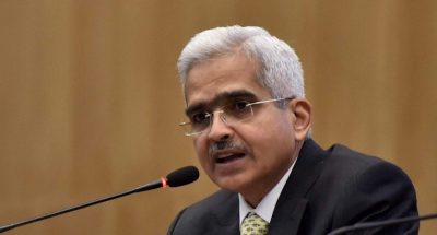 Shaktikanth Das the RBI governor