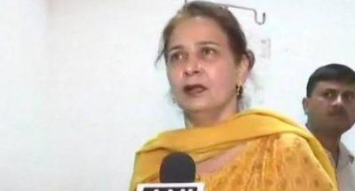 पंजाब के मुख्यमंत्री कैप्टन अमरिंदर सिंह से बहस पर मंत्री नवजोत सिंह सिद्धू की पत्नी नवजोत कौर बोली