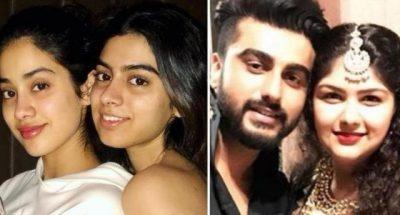 अर्जुन कपूर की बहन को रेप की धमकी