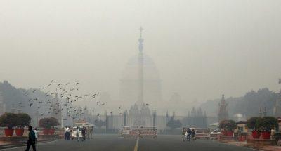 troubled Delhi government