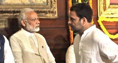 कांग्रेस ने पीएम मोदी के माता-पिता पर घटिया टिपण्णी