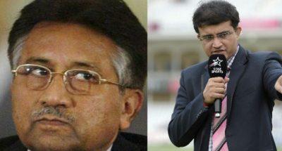 जब परवेज मुशर्रफ ने पूछा, धोनी को कहा से लाएं हो, तब गांगुली ने दिया ऐसा जवाब