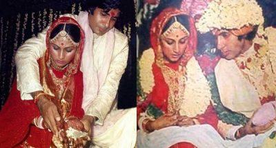 महानायक अमिताभ बच्चन ने जया जी से शादी कर ली