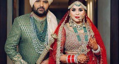 कपिल शर्मा की शादी में हंगामा हुआ खूब सारा