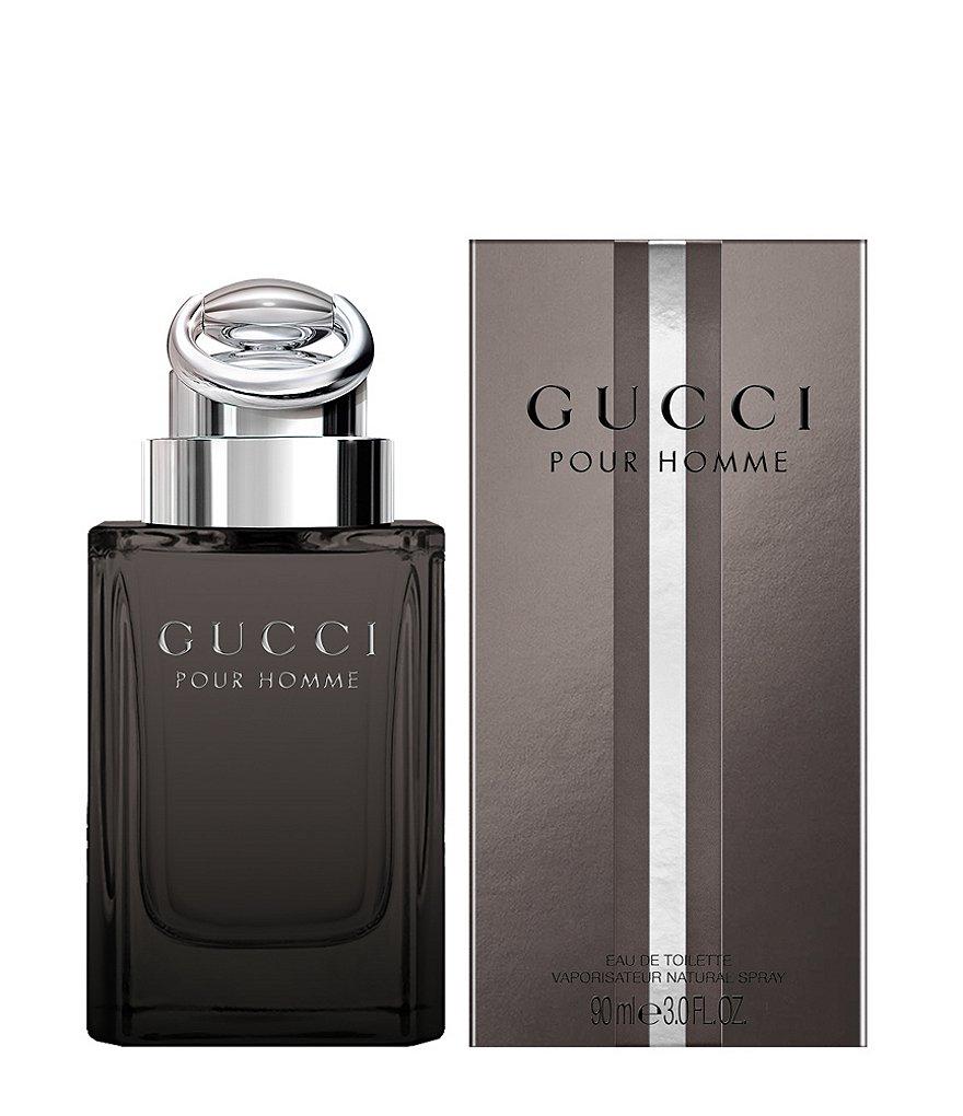 Gucci, Pour Homme Eau De Toilette Spray