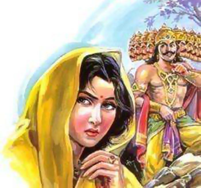 अपहरण के बाद माता सीता ने रावण से ये 3 बातें कही थी