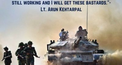 Indian Army Soldier Quotes
