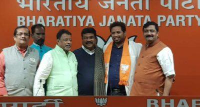 ममता बनर्जी की पार्टी को बड़ा झटका लगा, 6 सदस्य चले भाजपा की ओर