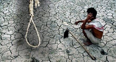 high rate of farmer suicides