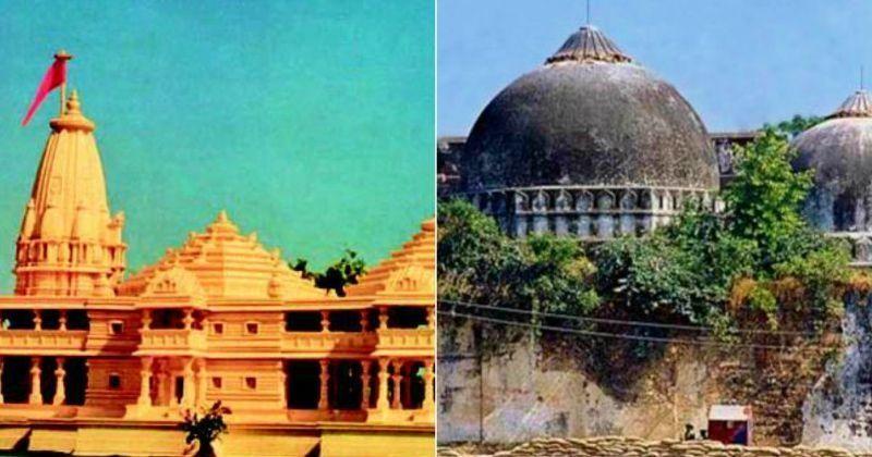 राम मंदिर पर बड़ा सर्वे